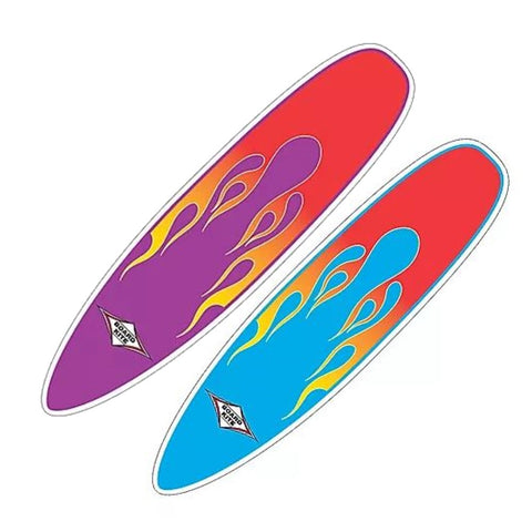 "WindNSun Supersized Board Kite 86"" - Tail, Handle, Line Included. - YoYoSam"