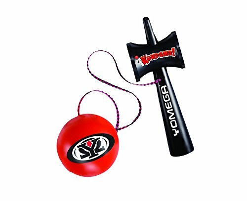 Yomega's Kendama Star Catch, the most durable plastic Kendama on the market!