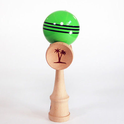Bahama Kendama - Jumbo Grand Kendama - Striped - YoYoSam