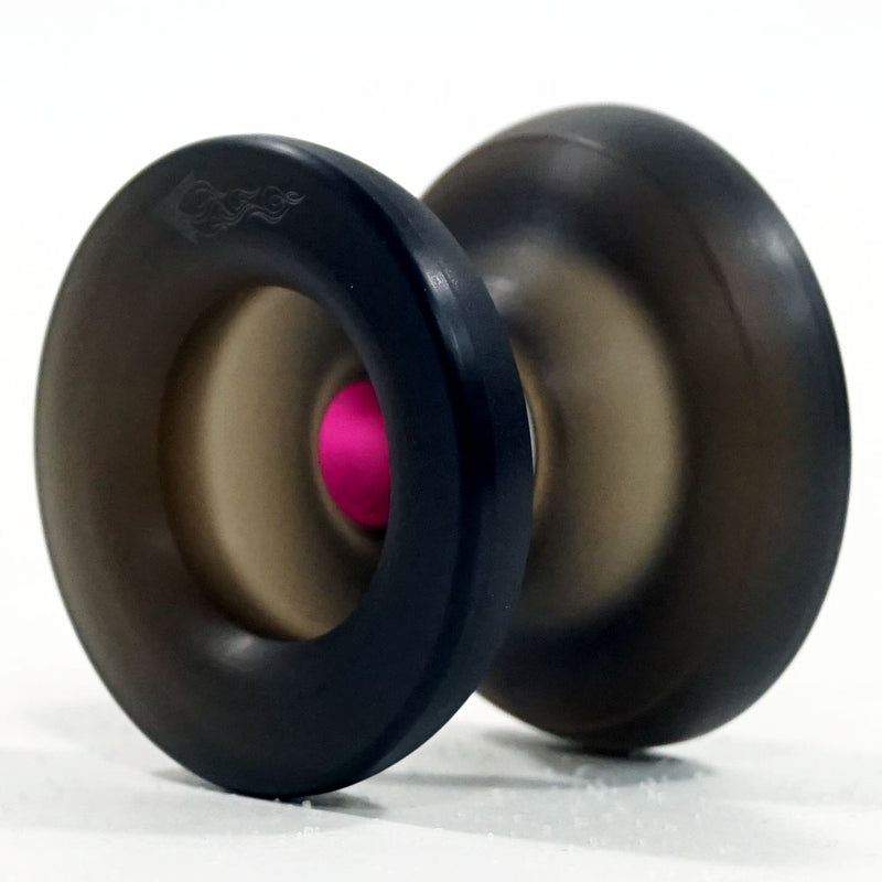 Yoyo Zeekio Vapor Machined Plastic Yo-Yo - Unresponsive, with extra bearing for Responsive Play - YoYoSam