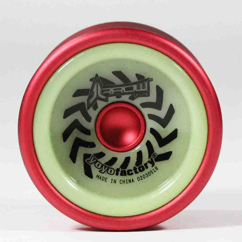 YoYoFactory Glow Collection 2018 - Spinstar - Loop720 - Wedge - Arrow - Metal Arrow - Nine Dragons - YoYoSam