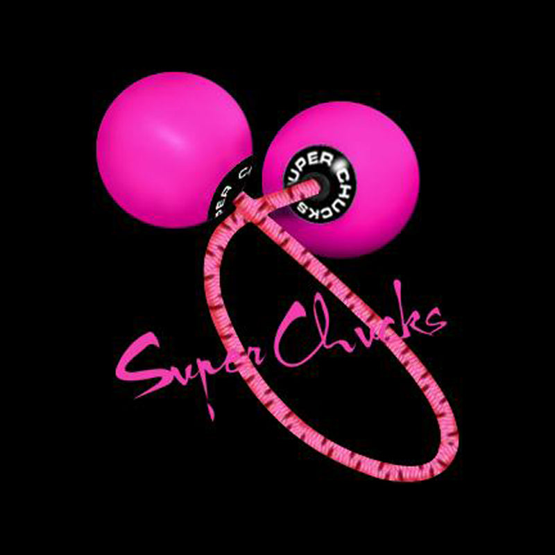 Super Chucks Begleri Skill Toy- Spin 'em, Bounce 'em, Stretch them back and Fling 'em! - YoYoSam