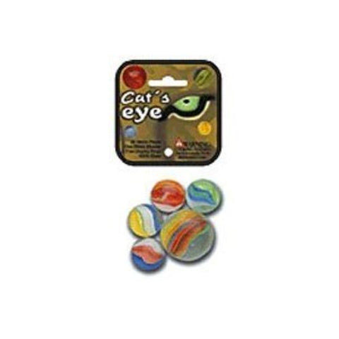 Mega Marbles Themed Marbles- 24 Player Marbles (5/8'') - 1 Shooter (1'')- - YoYoSam
