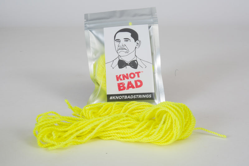 YoYoFactory Knot Bad Yo-Yo String - Pack of 10 YoYo Strings - YoYoSam