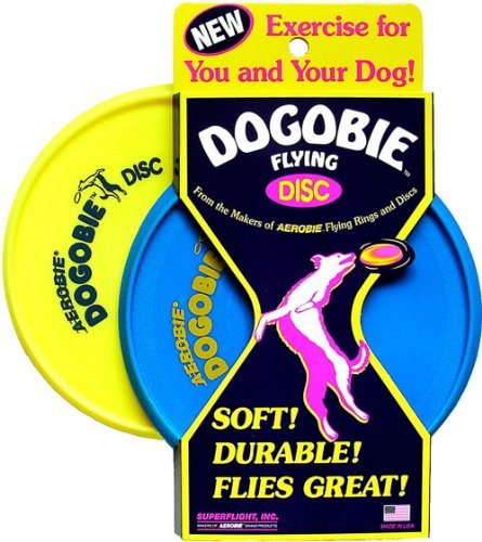 Aerobie Dogobie Flying Disc