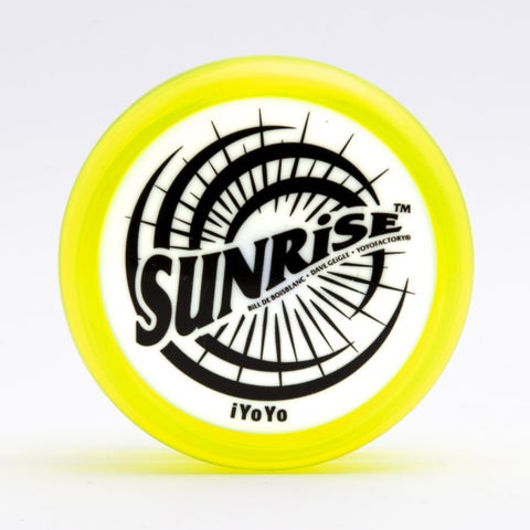 iYoYo SUNRiSE Yo-Yo - Polycarbonate - Looping YoYo