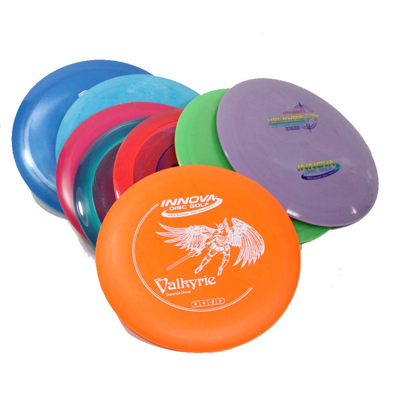 Innova Valkyrie Disc Golf- Distance Driver - Many Styles! Colors and Weight may Vary (158g -175g) Sold Individually - YoYoSam