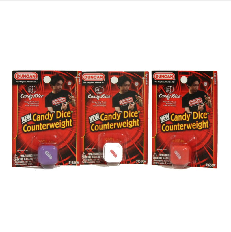 Duncan Candy Dice Counterweight by Shingo Terrada - YoYoSam