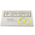 YoYoFactory Silicone Pads -Response Pads Small, Broad or Slim - 1 Pair- Central Bearing Co. - YoYoSam