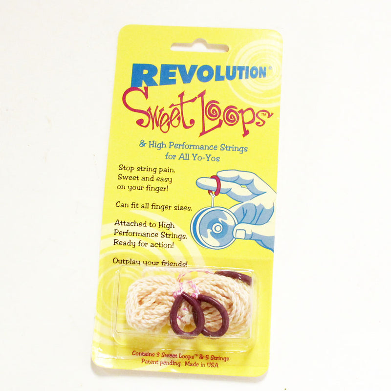 Revolution Sweet Loops & High Performance Yo-Yo Strings - Rare - YoYoSam