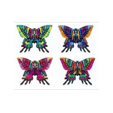 "X-Kites Butterfly/PaPillon 27"" Nylon Kite"