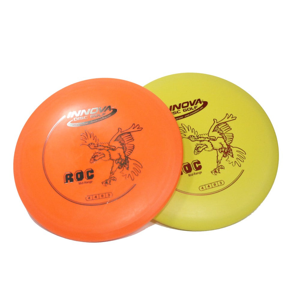 Innova ROC Disc Golf- Mid Range Disc - Many Styles! Colors and Weight may Vary (171g -180g) Sold Individually - YoYoSam
