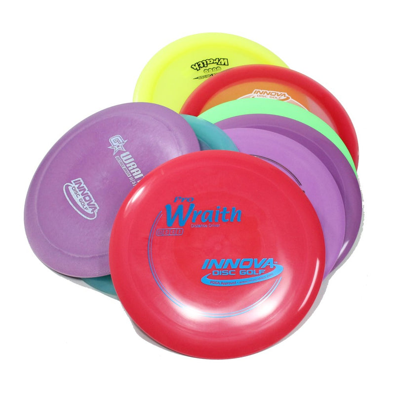 Innova Wraith Disc Golf- Distance Driver - Many Styles! Colors and Weight may Vary (148g -175g) Sold Individually - YoYoSam