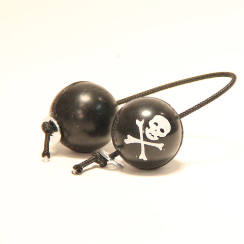 (Jolly Roger) Pirate Bounce Ball Begleri - by Big Larry