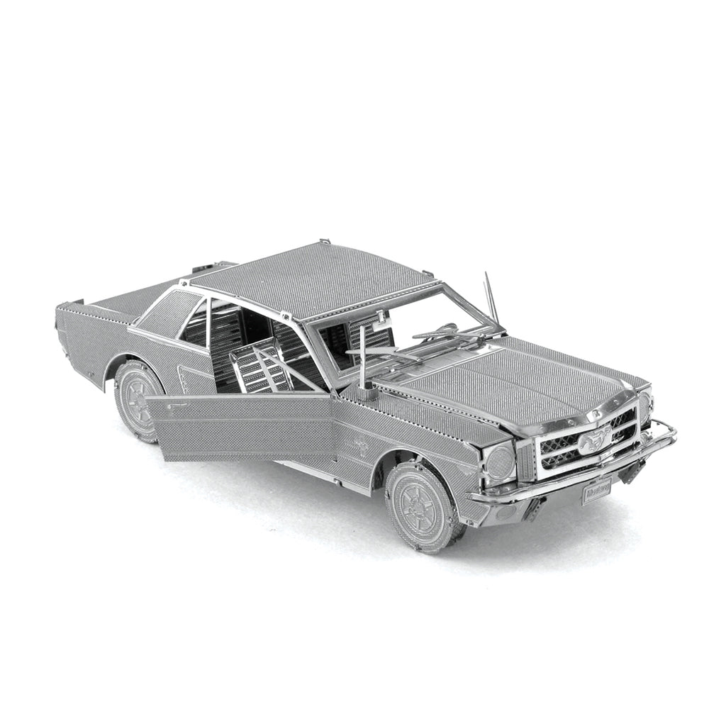 Fascinations Metal Earth 3D Laser Cut Model Kit - Vehicles - YoYoSam