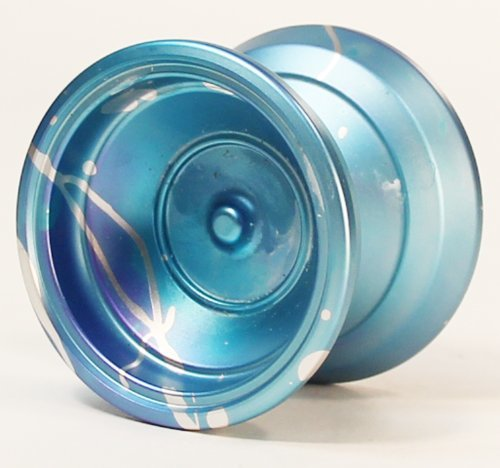 Yoyofficer Hatchet 2 Yo-Yo -Unique Paint Job! - YoYoSam
