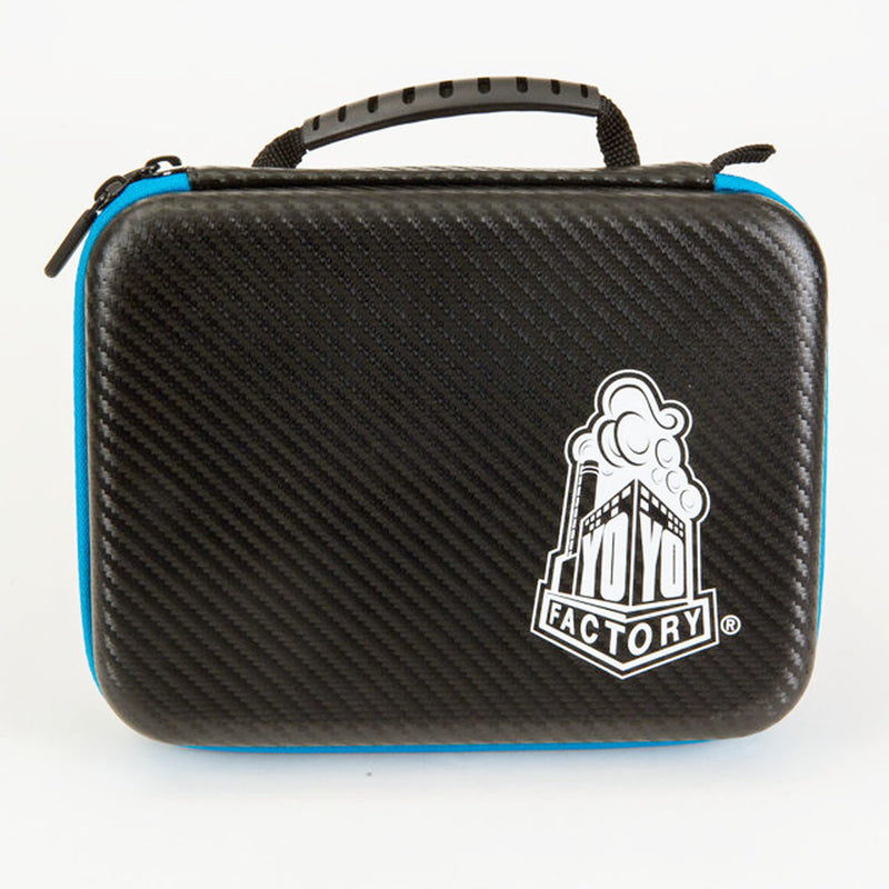 YoYoFactory Structured Yo-Yo Case - Holds 6 YoYo's and Parts! - YoYoSam