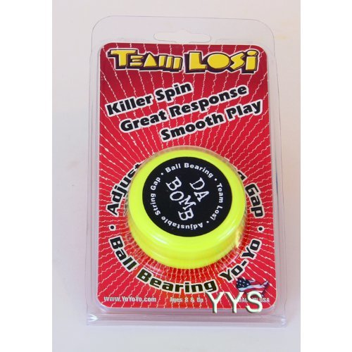 Team Losi Da Bomb Yo-Yo - Classic Team Losi Collectable Yo-Yo - YoYoSam