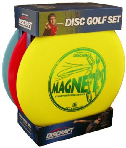 Discraft Beginner Golf Disc Set - YoYoSam