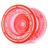 TOP YO MOJO YoYo - High Precision CNC Machined Plastic with Fingerspin Yo-Yo
