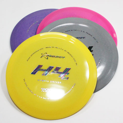 Prodigy H4 V2 400 Disc Golf- Hybrid Driver - Many Styles! Colors and Weight may Vary (170g -176g) Sold Individually
