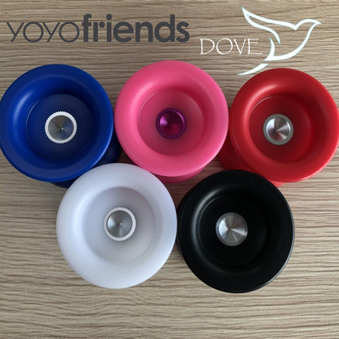 yoyofriends Dove Yo-Yo - Full Delrin POM YoYo