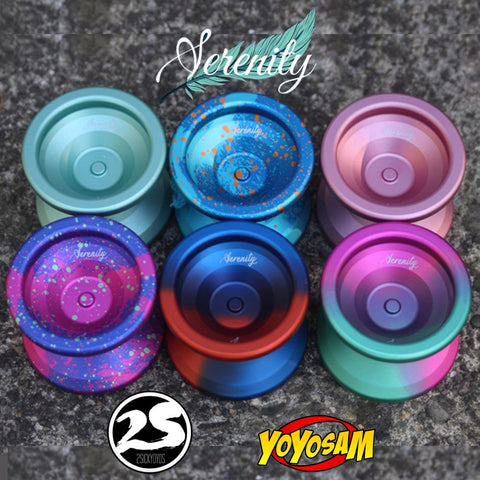 2Sick YoYos Serenity Yo-Yo - High Performance Design - Signature YoYo of Devin Jones!