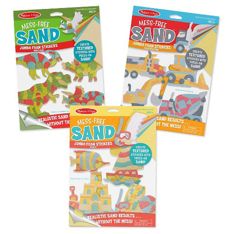 Melissa & Doug Mess-Free Sand Crafts