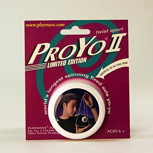 ProYo II Limited Edition Yo-Yo - Collectible with Yo Hans (Colors Vary) - YoYoSam