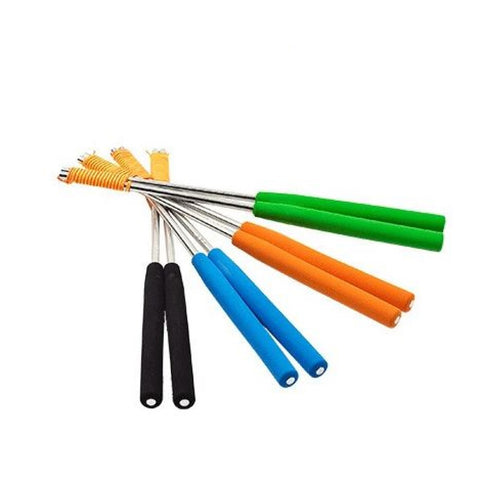 Henrys Handsticks Aluminum 325 - Diabolo Replacement Sticks - YoYoSam
