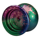 yoyo Zeekio Anarchist Aluminum Yo-Yo with  Anodized Finish