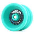 YoYoFactory WHiP (Responsive) Beginner to Intermediate Yo-Yo - Free Strings and Stickers - YoYoSam