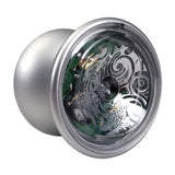 YoYoFactory KUI Yo-Yo - Precision Metal Body LED YoYo- with many Extras!