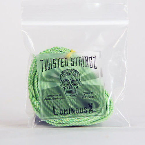 Twisted Stringz Handmade Yo-Yo Strings -Luminous-X- Glow - YoYoSam