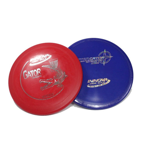 Innova Gator Disc Golf- Mid Range Disc - Many Styles! Colors and Weight may Vary (167g -171g) Sold Individually - YoYoSam
