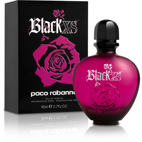 Black XS for Her by Paco Rabanne for women