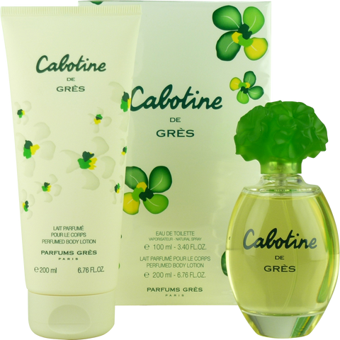 Cabotine by Gres for women Gift Set - Parfumerie Arome de vie