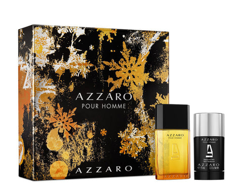 Pour Homme by Azzaro for men Gift Set - Parfumerie Arome de vie