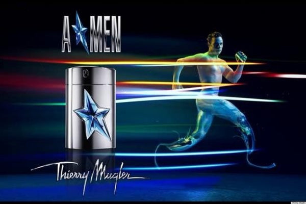A*Men Rubber Flask by Thierry Mugler for men
