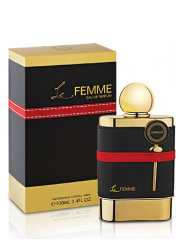 Le Femme by Armaf for women