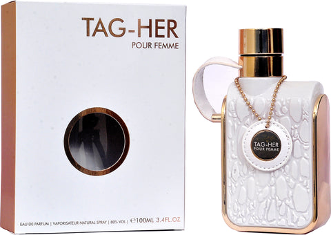 Tag Her by Armaf for women