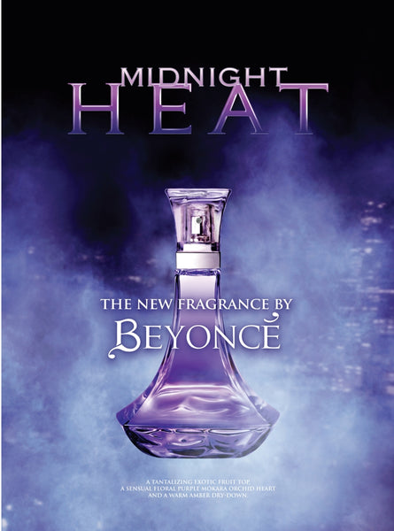 Midnight Heat by Beyonce for women
