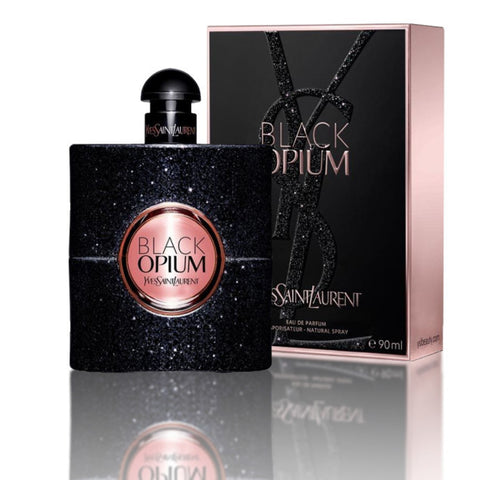 Black Opium by Yves Saint Laurent for women - Parfumerie Arome de vie - 1
