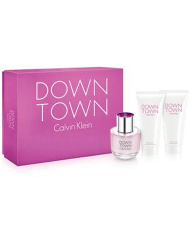 Downtown by Calvin Klein for women Gift Set - Parfumerie Arome de vie