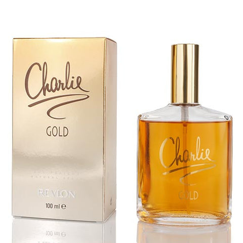 Charlie Gold by Revlon for women - Parfumerie Arome de vie
