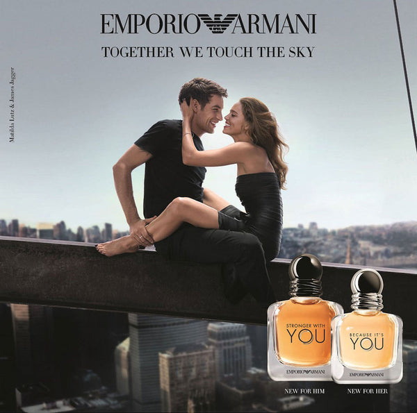 Because Its You by Emporio Armani for women