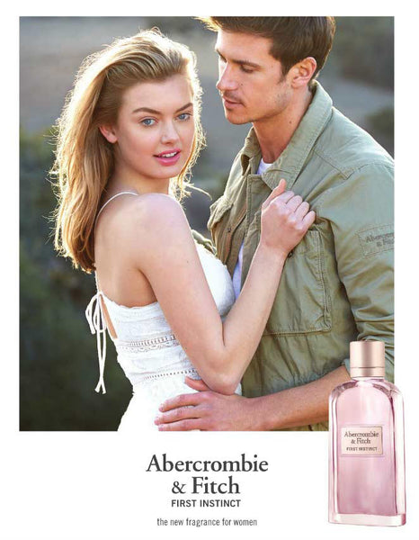 First Instinct by Abercrombie & Fitch for women