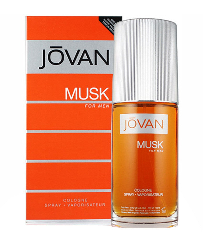 Musk by Jovan for men - Parfumerie Arome de vie