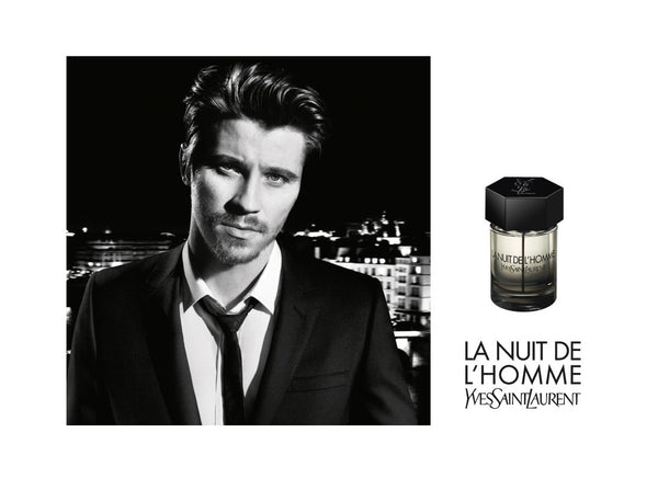 La Nuit de l`Homme by Yves Saint Laurent for men