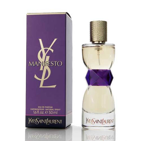 Manifesto by Yves Saint Laurent for women - Parfumerie Arome de vie